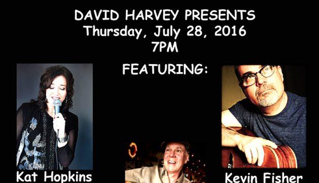 David Harvey Presents July