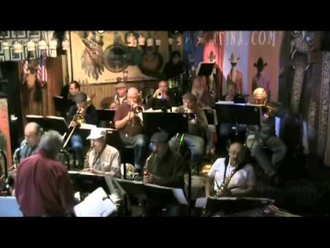woody james big band